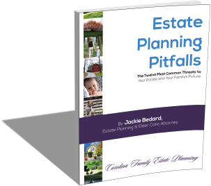 Free Book-Estate Planning Pitfalls