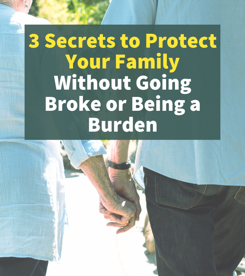 FREE ONLINE EVENT: THREE SECRETS TO PROTECT YOUR FAMILY